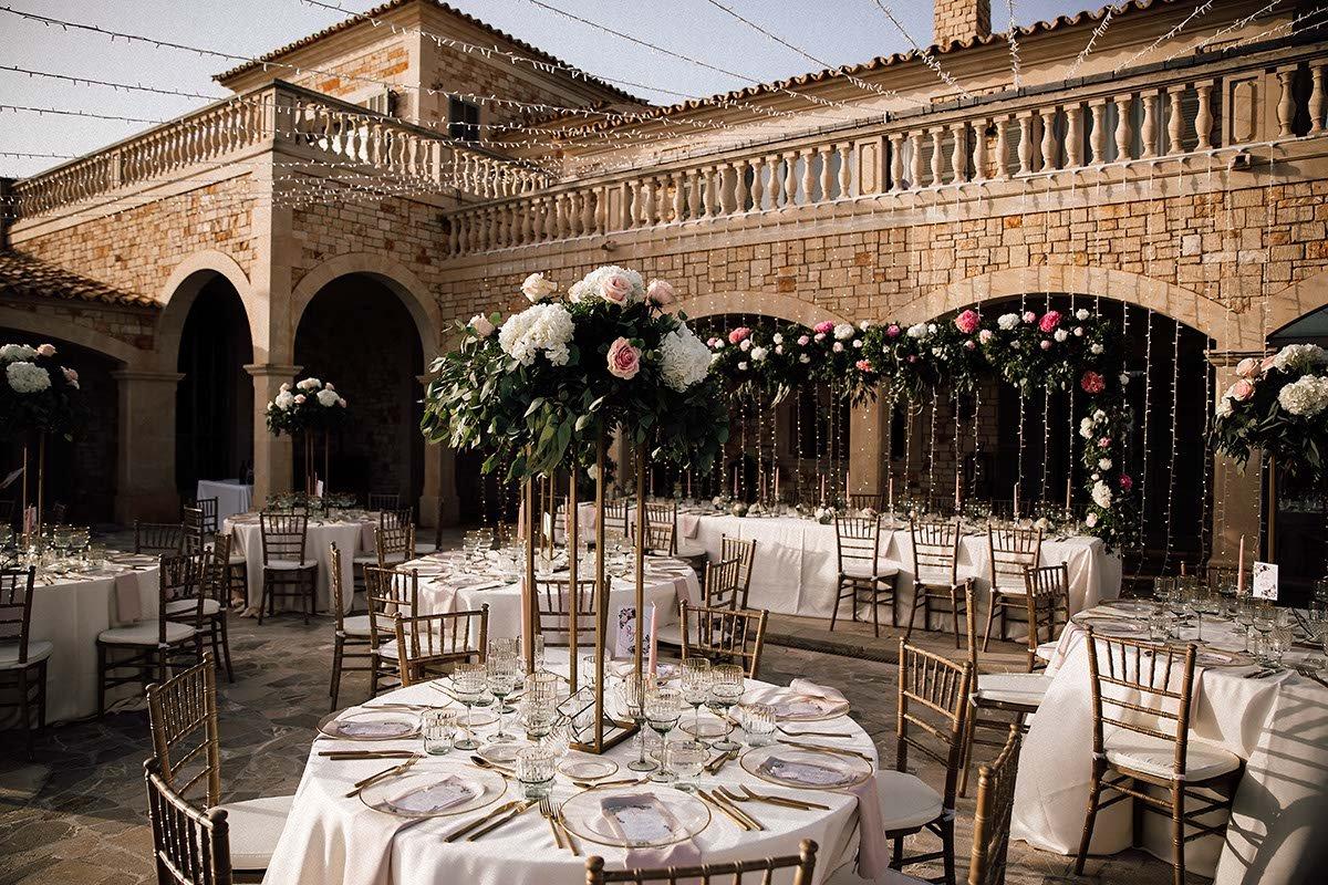 banquete exterior centros altos boda