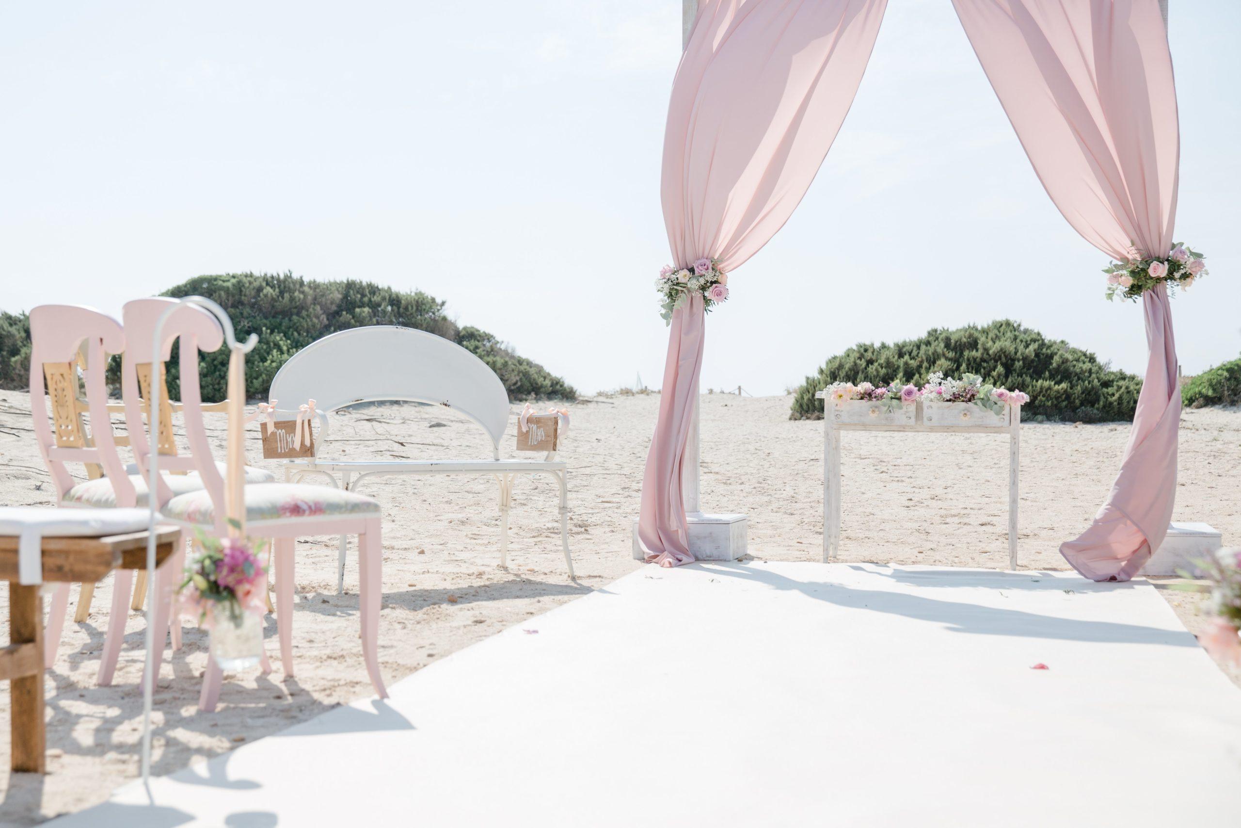boda en la playa mallorca