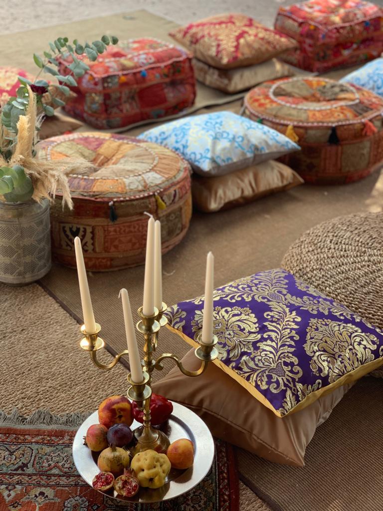 ceremonia marroquí estilo arabe
