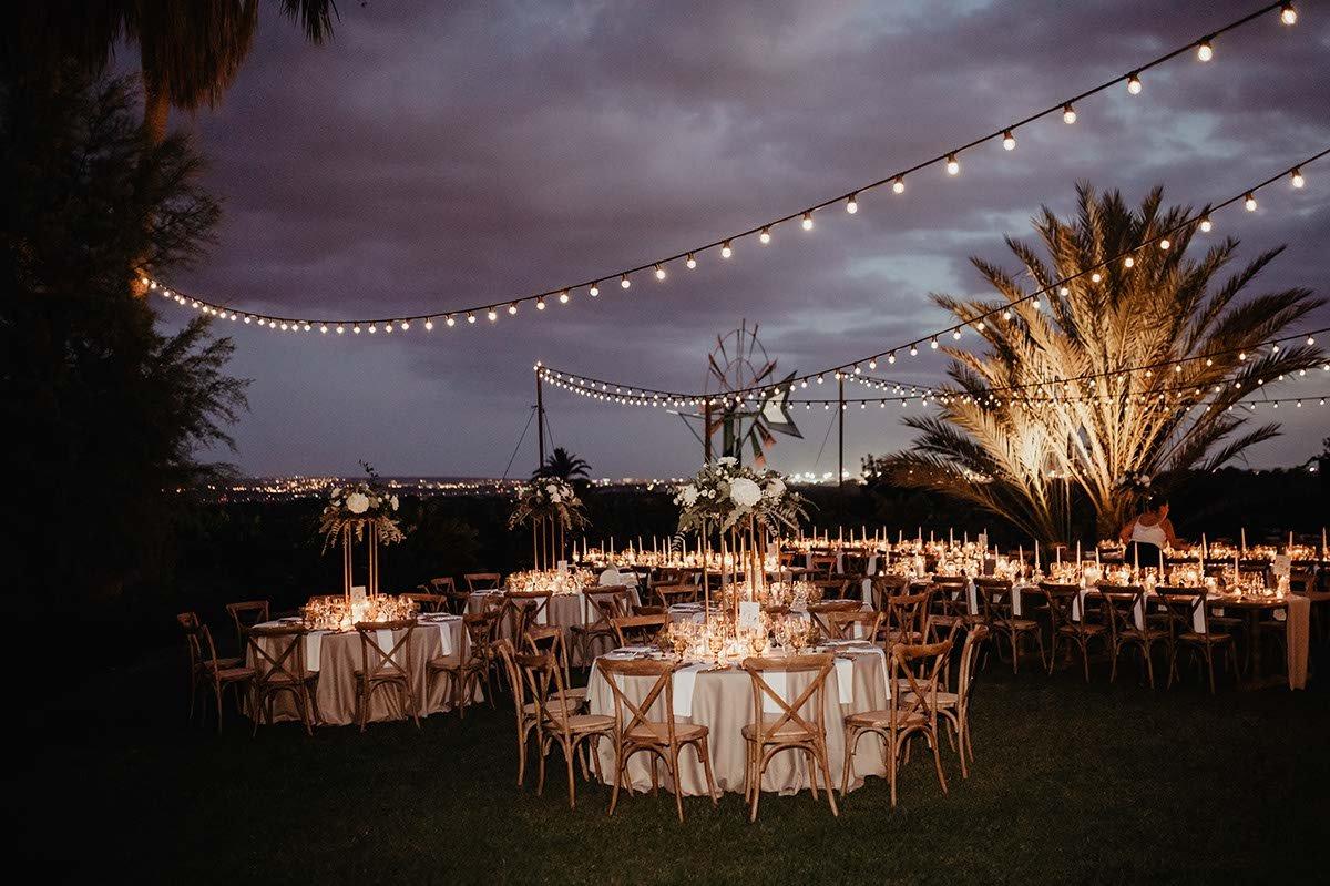 Banquete boda Mallorca